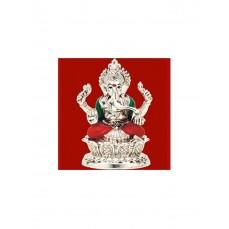 Ghasitaram Silver Ganesh