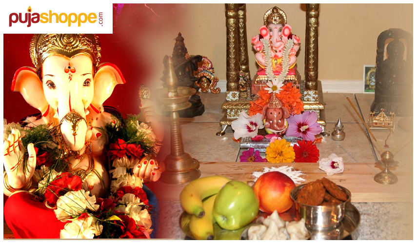 ganesh pooja items