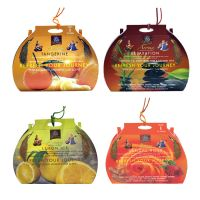 Diviniti  Car Air Freshener Combo Set Of 4 Pcs