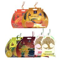 Diviniti  Car Air Freshener Combo Set Of 6 Pcs