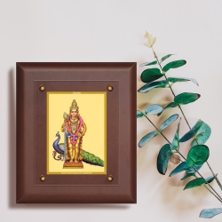 Diviniti MDF Wall Hanging Frame Gold Plated Normal Foil Murgan (MDF-2.5)