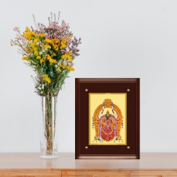 Diviniti MDF Wall Hanging Frame Gold Plated Normal Foil Padmawati (MDF-S3)